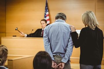 покушение на уголовное преступление
