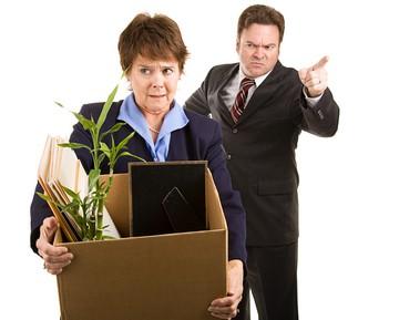 Особенности увольнения за нарушение трудовой деятельности