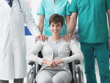 При какой группе инвалидности платят больничный