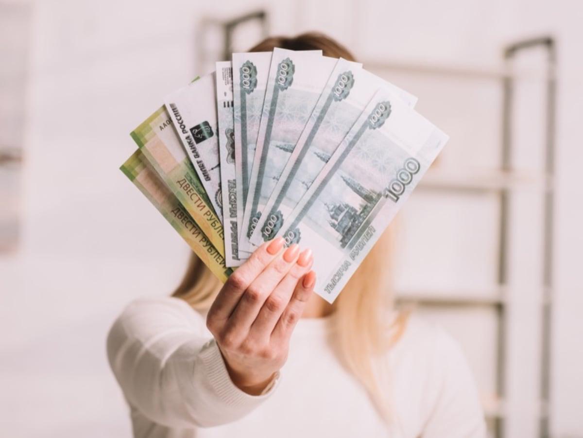 заправляем деньгами займ